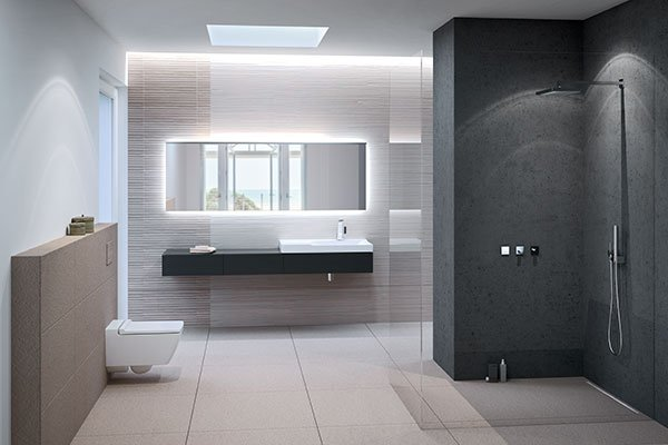 Sanitär Geberit Badezimmer